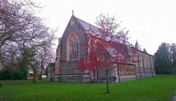 Barry And District News: IMPOSING: All Saints Church in Victoria Squate, Penarth. Picture: Jul Cullen