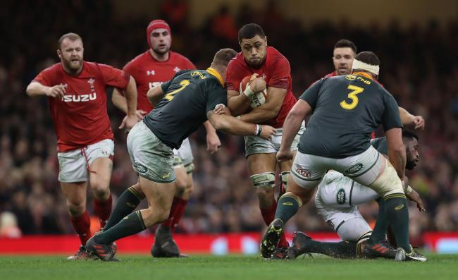 KEY FIGURE: Number eight Taulupe Faletau suffered injury torment last season but remains vital for Wales