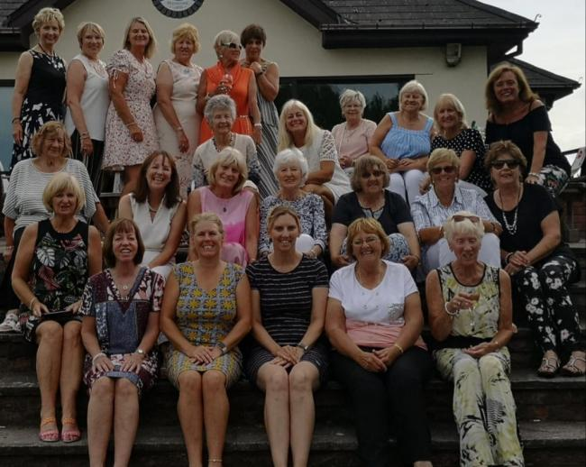 Brynhill Ladies' Away Day