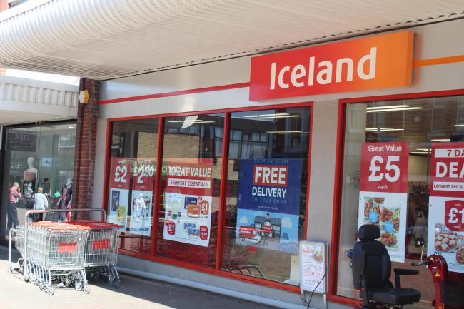 Iceland, Holton Road, Barry