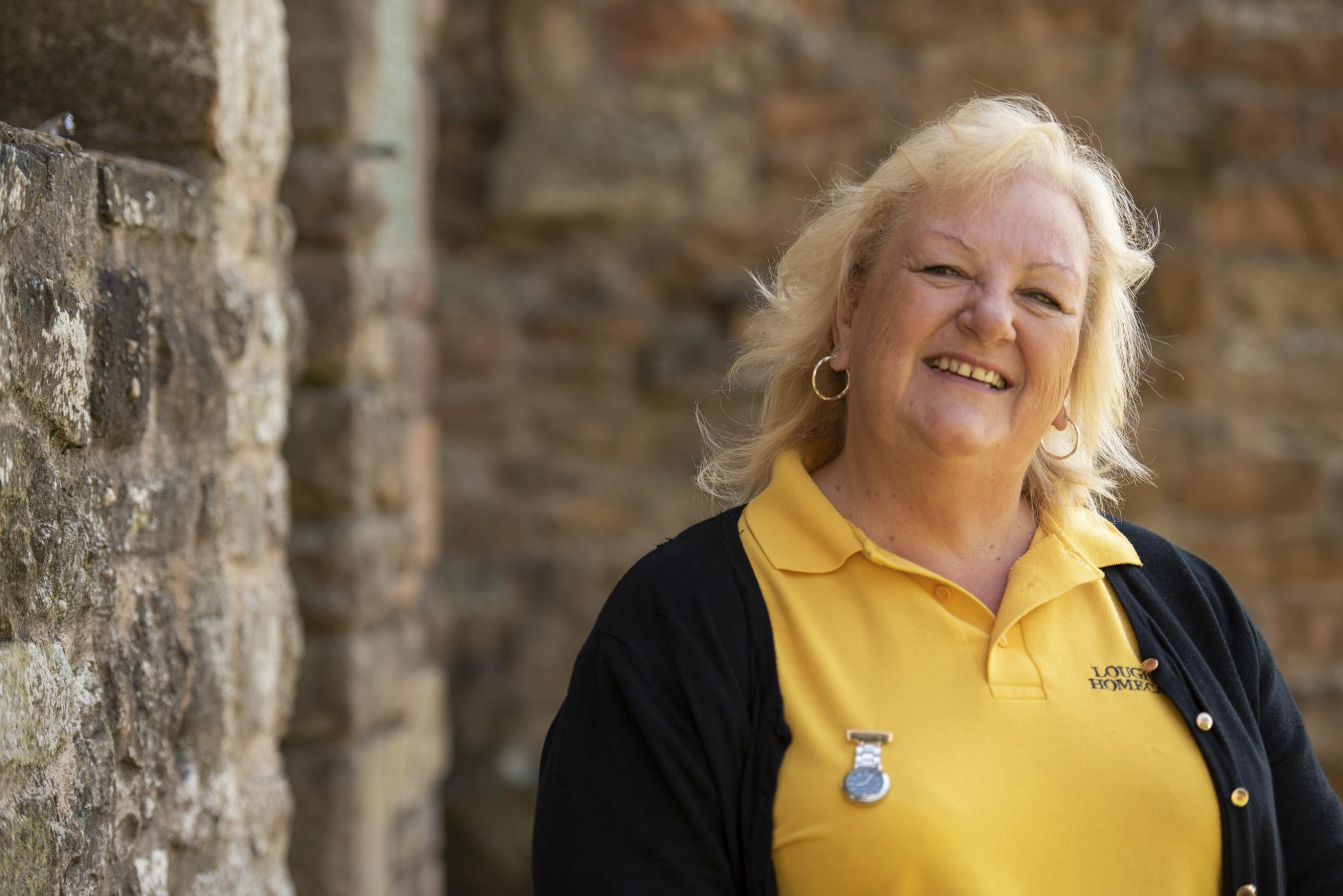 Community care worker in the running for a social care Oscar