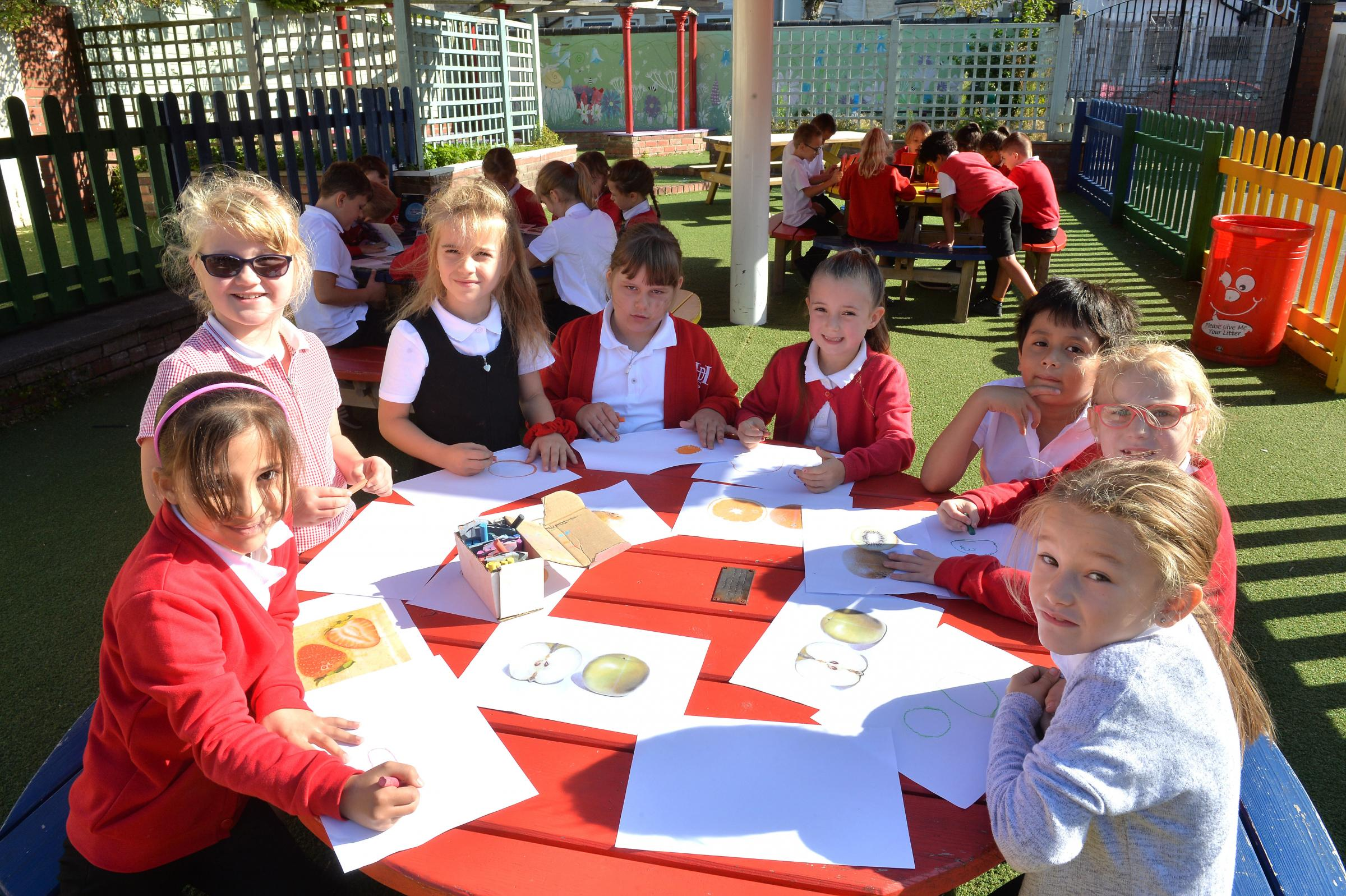 """Estyn inspectors rate Barry Holton Primary School to be """"good"""" all round"""