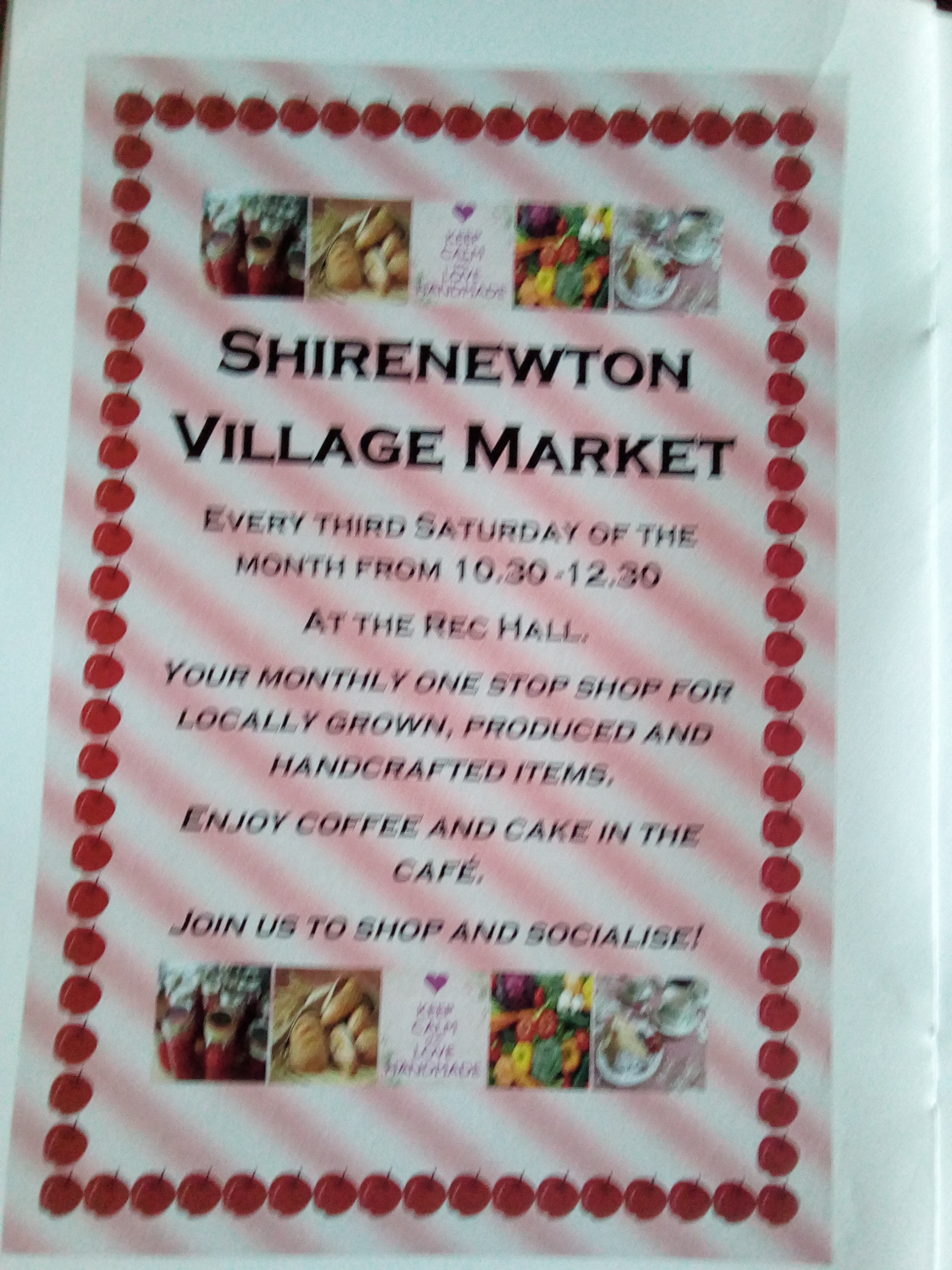 Shirenewton Village Market