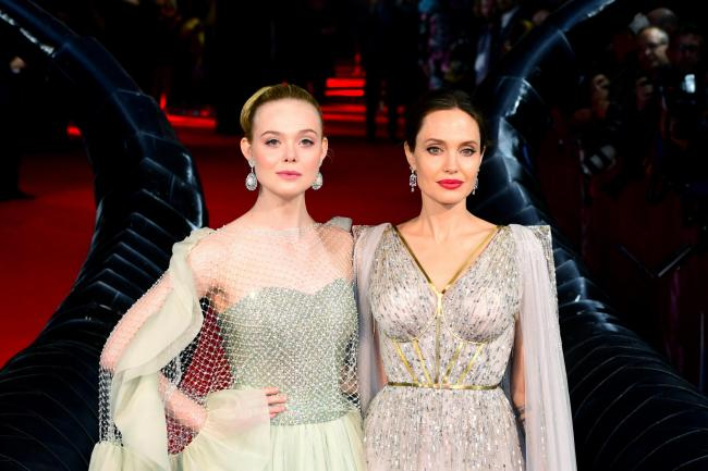 Maleficent: Mistress of Evil European Premiere – London