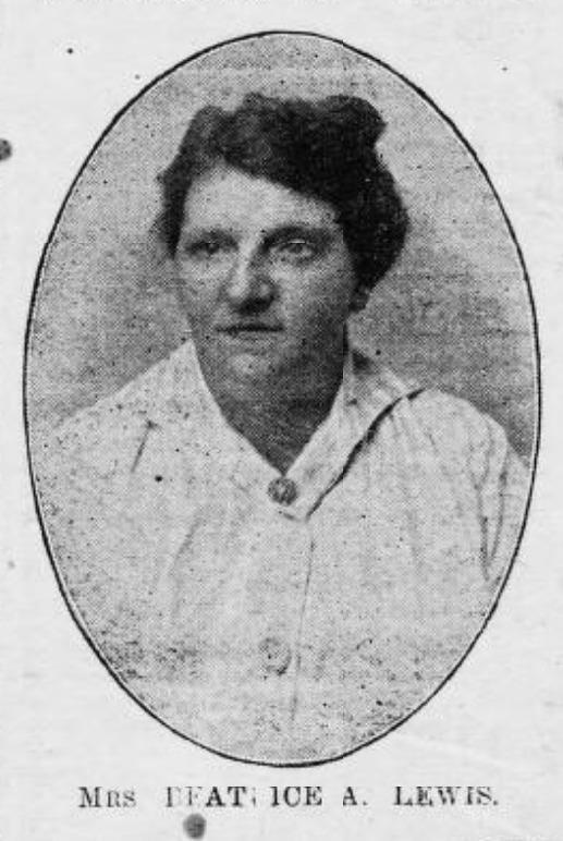 Councillor Beatrice Lewis