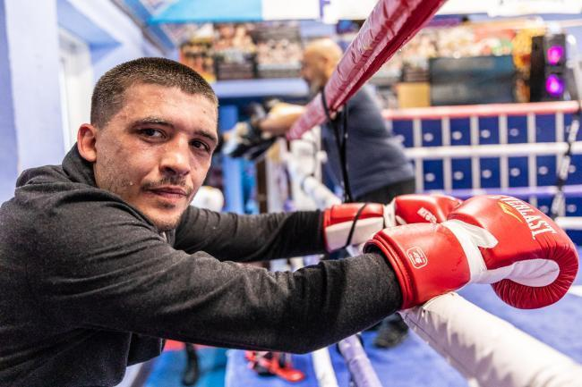Lee Selby's title eliminator has been put on hold (Picture: www.liamhartery.com)