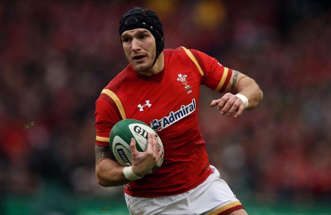 Wales' Tom James. Picture: Brian Lawless/PA Wire