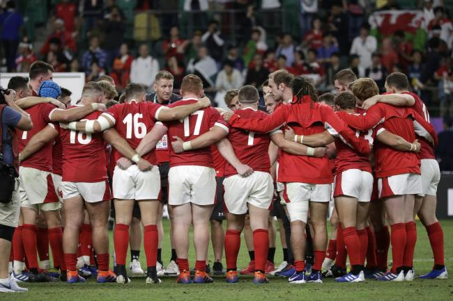 DISCUSSIONS: Wales' professional players are in talks over further pay cuts