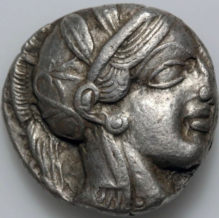 South Wales Police seek silver Athenian drachma coin stolen in the Vale of Glamorgan