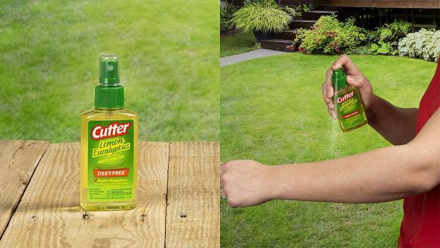 Barry And District News: Ditch the horrible smelling insect repellents for one that's fragrant and offers up to six hours of protection. Credit: Cutter