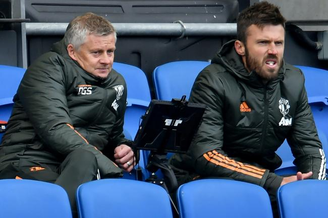 Ole Gunnar Solskjaer confident Manchester United will find their feet   Barry And District News