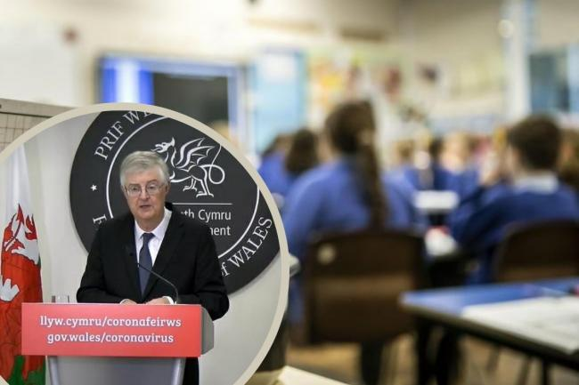 WATCH: Mark Drakeford's message to teachers and pupils ahead of school return