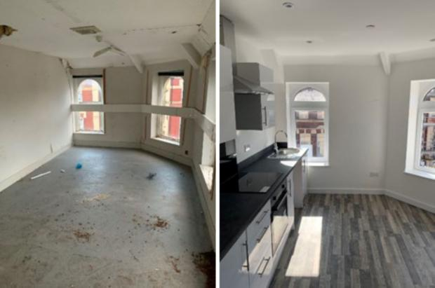 Barry And District News: 33 Holton Road - before and after