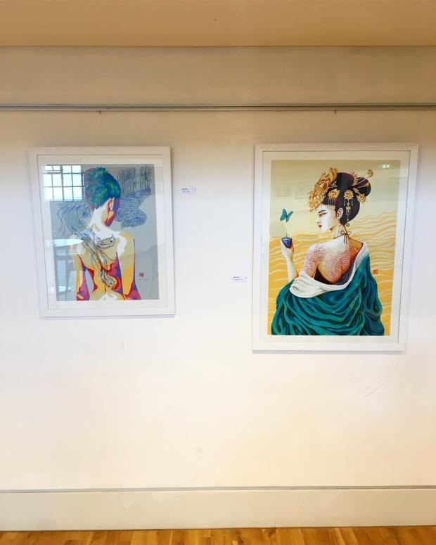 Barry And District News: The Penarth Pier exhibit