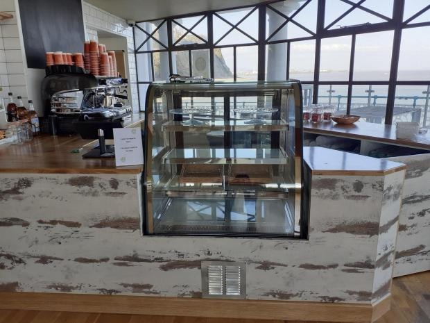 Barry And District News: The café adopts a no single-use plastic policy