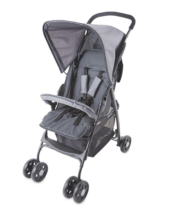 Barry And District News: Hauck Sport Pushchair. (Aldi)