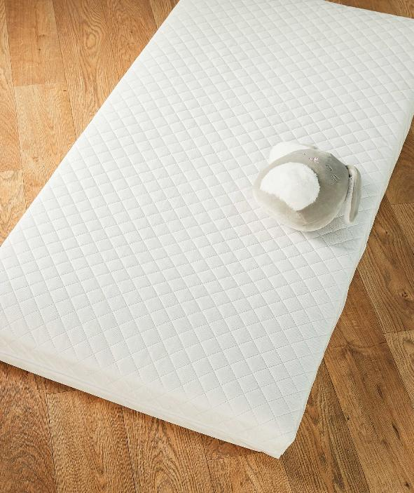 Barry And District News: Mamia Cot Bed Spring Fibre Mattress. (Aldi)
