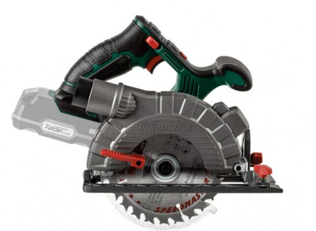 Barry And District News: Parkside 20V Cordless Circular Saw – Bare Unit. (Lidl)