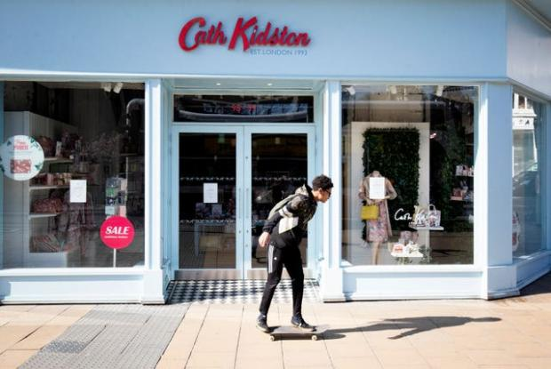 Barry And District News: Cath Kidston tumbled into administration in April after a downturn in profitability. (PA)