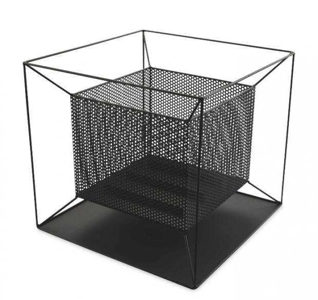 Barry And District News: Gardenline Square Fire Basket. (Aldi)