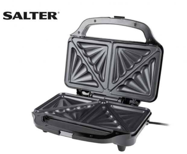Barry And District News: Salter Deep Fill Toastie Maker. (Lidl)