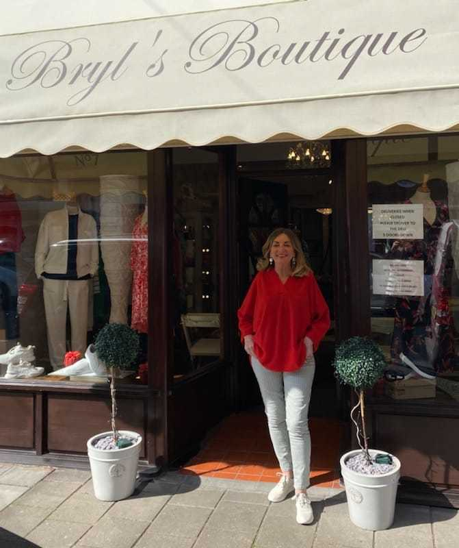 Bryls Boutique in Barry