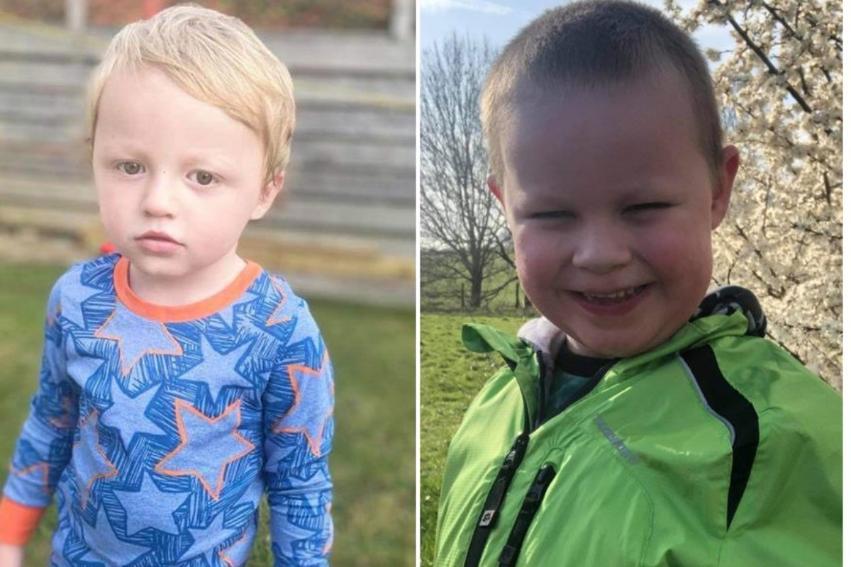 Archie and Leo are both on the autistic spectrum