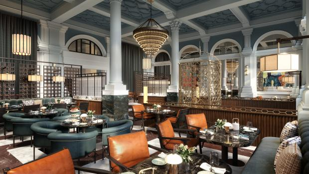 Barry And District News: CGI images show what The Parkgate Hotel will look like when it opens its doors