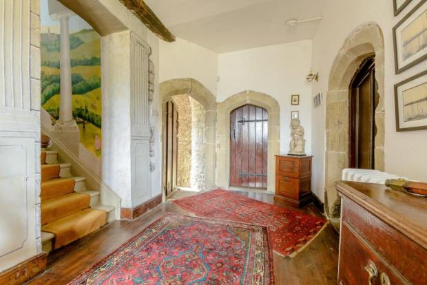 Barry And District News: Plas Llanmihangel. Picture: Savills Cardiff on Rightmove