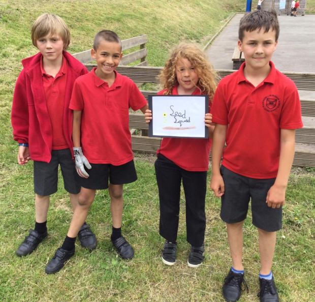 Barry And District News: Team Seed Squad bossed it