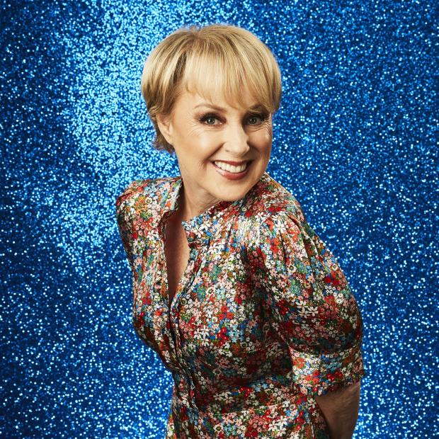 Barry And District News: Actress Sally Dynevor. Credit: ITV