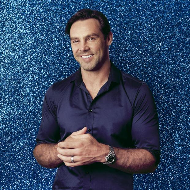 Barry And District News: Ben Foden. Credit: ITV