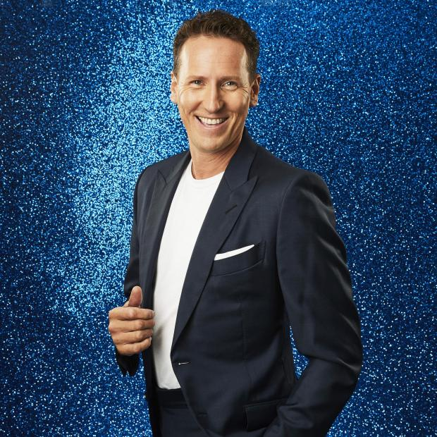 Barry And District News: Brendan Cole. Credit: ITV