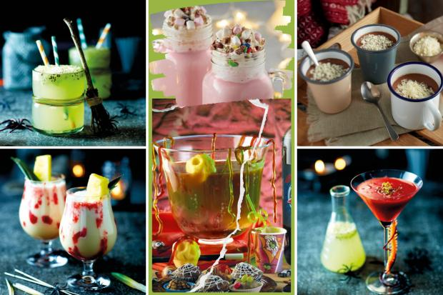 Barry And District News: Aldi's Spooktacular drinks ideas for Halloween (Images: Aldi)