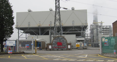 OPEN: Barry Power Station will remain open after a new contract was agreed.