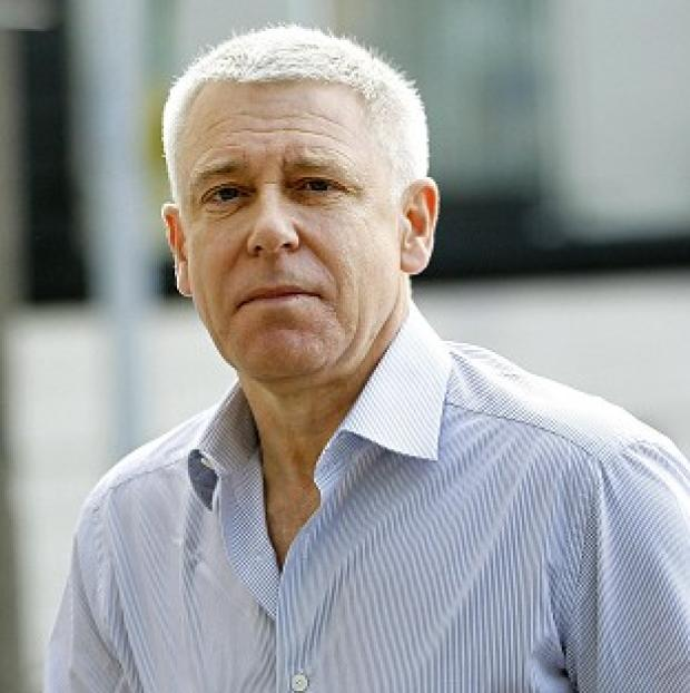 U2 bass guitarist Adam Clayton arrives at Dublin Circuit Criminal Court