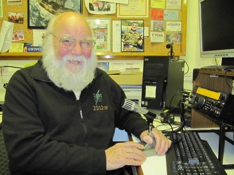 Double delight for Barry Amateur Radio Society, with funding boost and ...