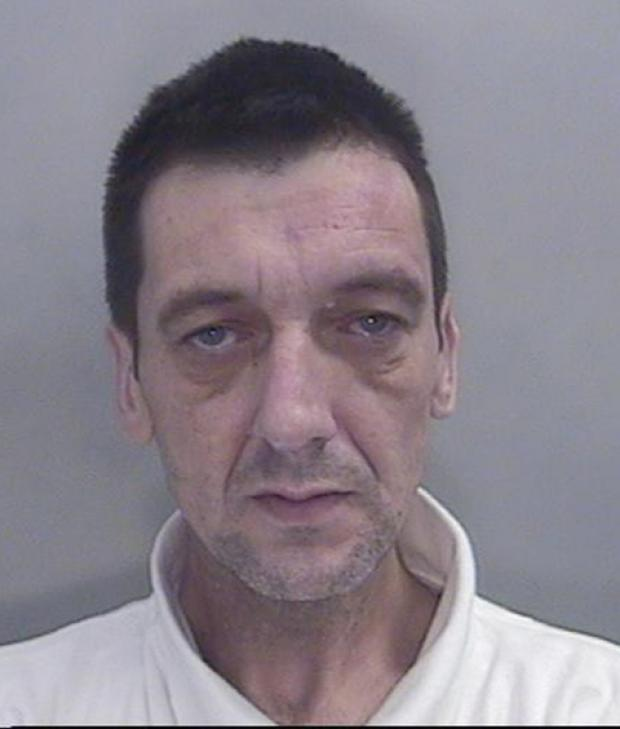 JAILED: Shane Baird was jailed for five years and four months.
