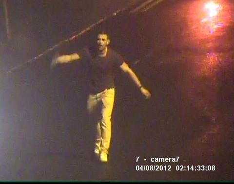 Police issue CCTV image of man wanted in connection with Barry assault