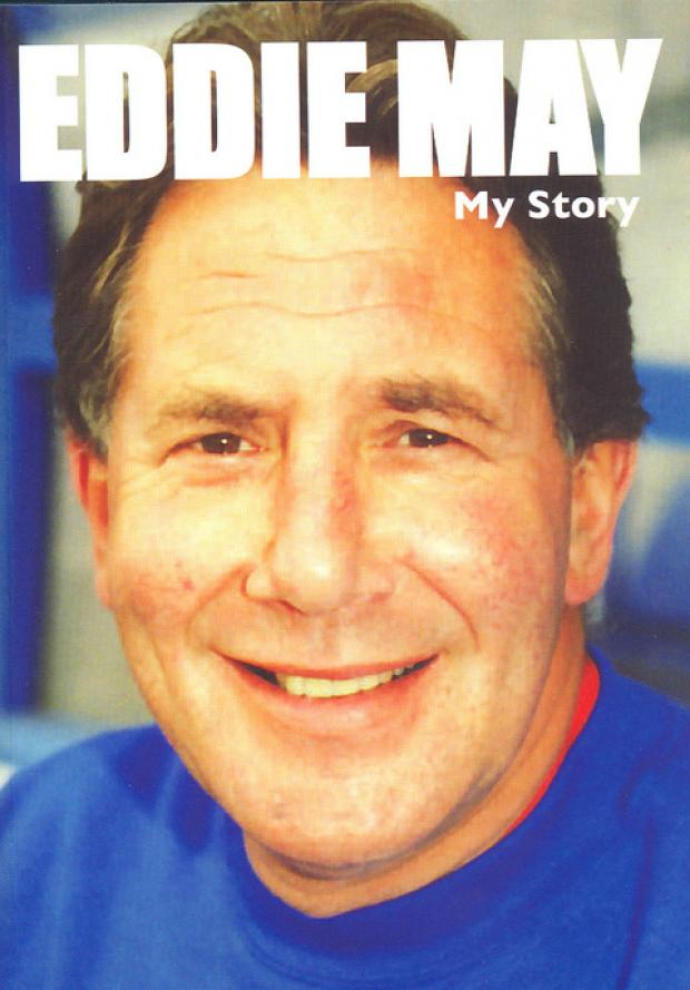 FOOTBALL LEGEND: The story of Eddie May.