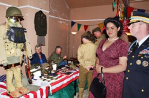 This summer's Wartime Weekend