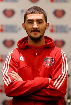 LIONHEART: Andrew Selby.