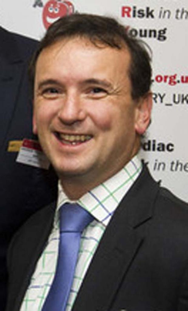 MR NOVEMBER: Vale MP Alun Cairns.