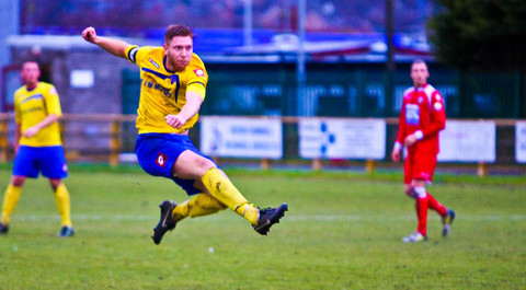 Barry Town battle but are beaten by Haverfordwest County