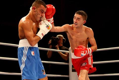 Barry boxer Andrew Selby taking on Mexicans