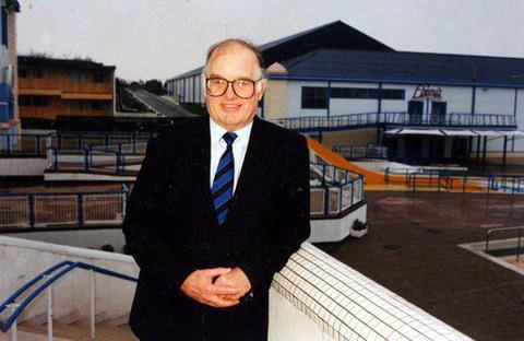 TRIBUTES: Rick Wright owned the Barry Island Resort between 1986 and 1997.