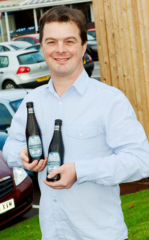 Barry Island ale becomes a Brains best-seller!