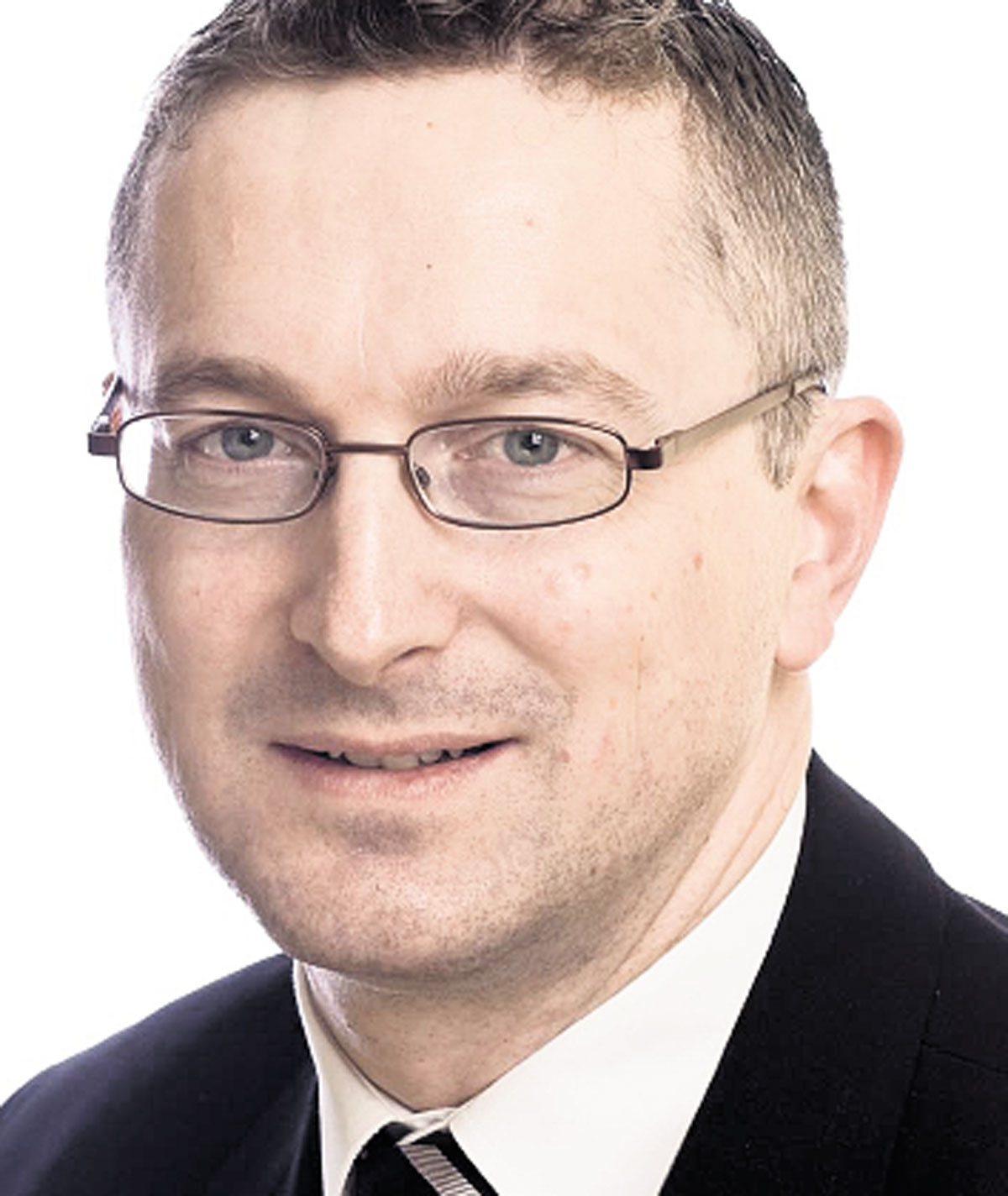 NO DECISION YET: Health boss Dr Andrew Goodall Health consultation gets huge response - 2518020