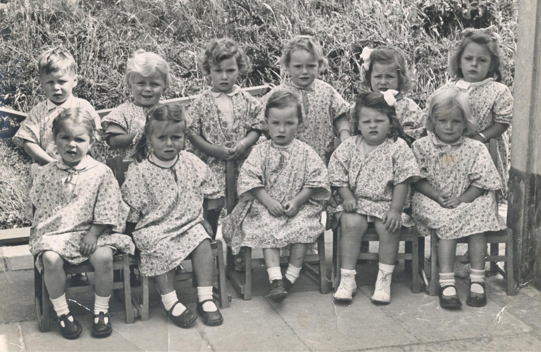MEMORIES: Cadoxton Nursery in 1950