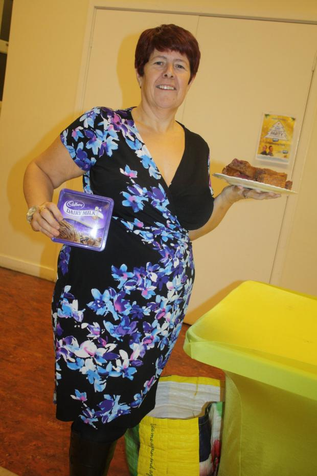 Barry And District News: AFTER: Barry grandmother Wendy Burgess has lost more than four stone